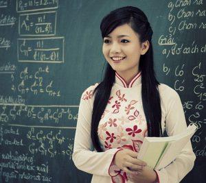 Kể về một cô giáo mà em quý mến cực hay