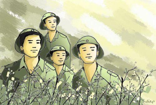 Phân tích bài thơ Đồng Chí của tác giả Chính Hữu cực hay
