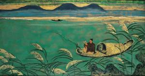 Phân tích bài thơ Thu Điếu (Câu cá mùa thu) của tác giả Nguyễn Khuyến