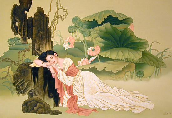 Phân tích Tự Tình 2 của nhà thơ Hồ Xuân Hương cực hay