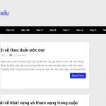 Top 10 website văn mẫu lớn nhất Việt Nam